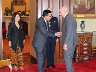 20171213 Farewell Call Consul General of Indonesia 01