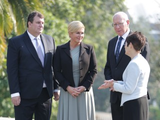 Call by Her Excellency Kolinda Grabar Kitarovic President of the Republic of Croatia 07