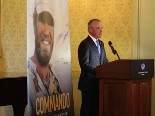 20171019 Launch of The Commando Biography 03