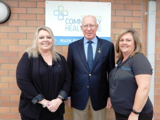 20170623 Regional Visit of Cessnock and Maitland Meeting with Hunter New England and Central Coast Primary Health Network representatives 01