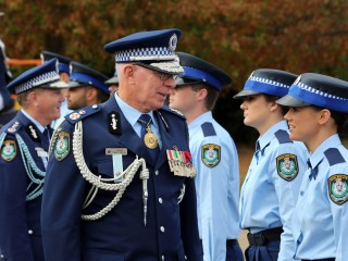 20180427 NSW Police Attestation Parade 02