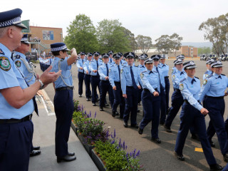20191213 NSWPF Attestation Parade 4