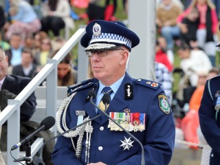 20180427 NSW Police Attestation Parade 04