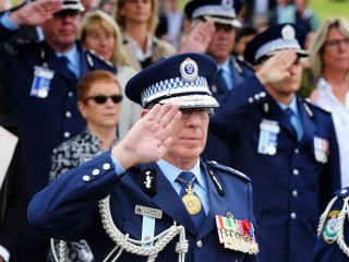 20180427 NSW Police Attestation Parade 06