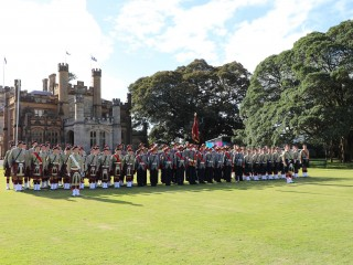 20180611 Queens Birthday Ceremonial Parade 08