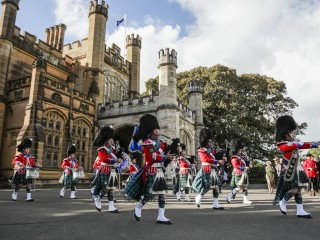 20180611 Queens Birthday Ceremonial Parade 01