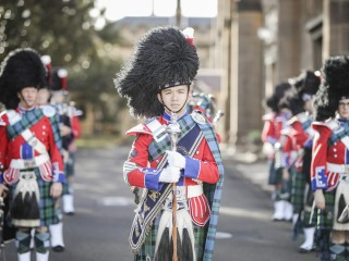 20180611 Queens Birthday Ceremonial Parade 12