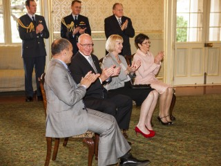 20150529 Governor General NZ and Lady Mateparae 06