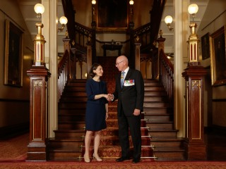 20170123 Swearing In of the 45th Premier of NSW and Deputy Premier of NSW 6