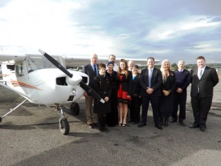 20170623 Regional Visit of Cessnock and Maitland Visit to DreamSky Aviation 02
