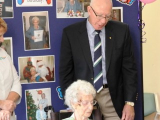 20160304 Visit to Nambucca Valley Care 02