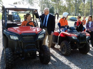 20170622 Regional Visit of Cessnock and Maitland Visit to Tocal College 01