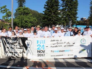 20171124 White Ribbon Walk 01